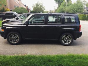 2009 Jeep Patriot - Low KMs