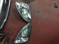 Honda Civic type r headlights