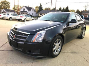 Cadillac CTS 2009 - Fully loaded with Panoramic Sunroof