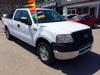 2007 Ford F-150 XL EXT. CAB TRITON PICKUP…EXCELLENT COND.