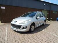 2012 Peugeot 207 1.6 VTi Active 5dr Auto ESTATE Petrol Automatic