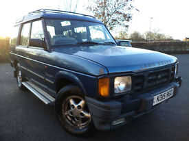 Land Rover Discovery Estate 2.5Tdi 4x4 Tow bar