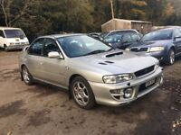 SUBARU IMPREZA UK TURBO 2000 Modified 4x4