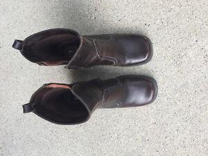 Women's high heeled Aldo boots