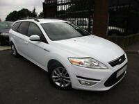 2012 Ford Mondeo 2.0 TDCi Zetec 5dr DIRECT FROM COMPANY 1 OWNER