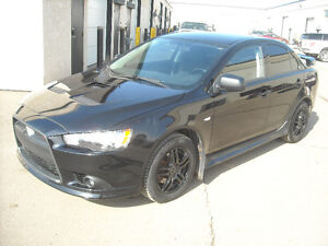 2012 Mitsubishi Lancer Ralliart 2L.Turbo AWD