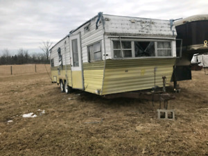 Hunting trailer or fix up