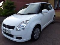 Suzuki Swift 1.3 GL, 2005/55, 78000 Miles **FINANCE AVAILABLE**