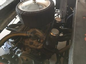 602 CRATE ENGINE