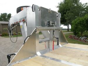All Canadian Made BreMar/Ajj's Aluminum Trailers London Ontario image 6