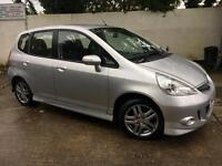 Honda 2008 Jazz DSI Sport 1.4i Petrol Manual Hatchback in Silver