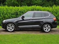 BMW X3 2.0 Xdrive20d SE 5dr DIESEL AUTOMATIC 2012/62