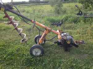 Post Hole Auger/Digger