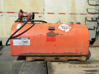 tidy fuel tank and pump for sale