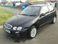 2002 Rover 25.,LOW cc ,1.4