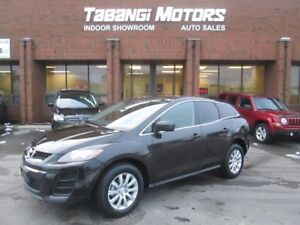 2011 Mazda CX-7 GS | LEATHER | SUNROOF |  NO ACCIDENTS | HEATED