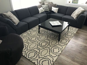 100 % wool area rug
