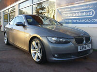 BMW 335 3.0 auto 2007 i SE F/S/H 12 stamps Finance Available P/X Swap