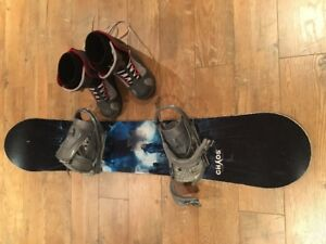 Boots and Boards
