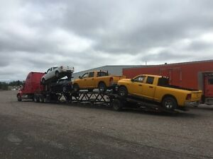 Auto Transport, Cape Breton/Halifax/N.B./PEI