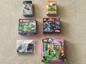 Various Lego Sets - Complete