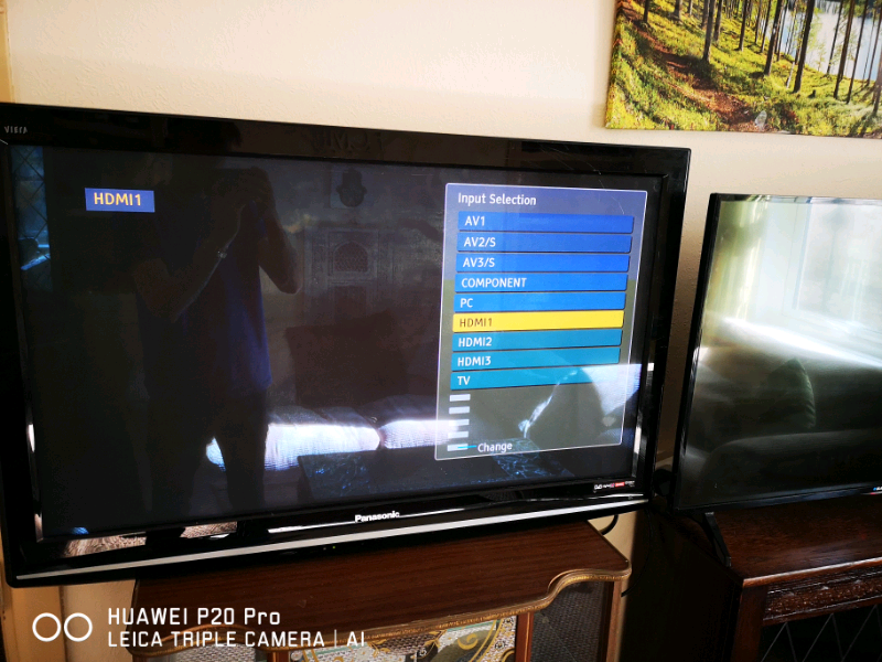 42 inch panasonic tv £85 | in Plymouth, Devon | Gumtree