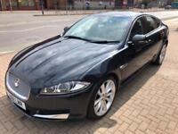2011 Jaguar XF 2.2TD Auto Luxury