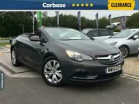 2014 Vauxhall Cascada 1.4T SE 2dr Convertible CONVERTIBLE Petrol Manual