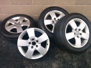 "5x112 16"" rims, wheels, Audi, Prob. Cheapest alloys on kijiji"