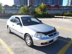 2000 Civic Hatchback DX
