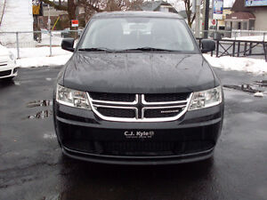 2012 Dodge Journey SXT Minivan, Van