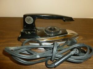 Vintage Portable Charlescraft Iron