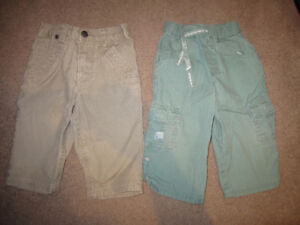 Boys Size 12 Months Pants and Jackets