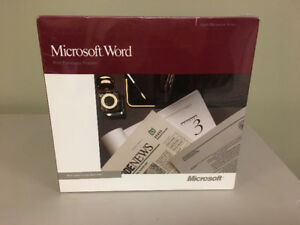 Microsoft Word for Macintosh