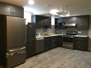 Basement suite fully renovated, includes utilities