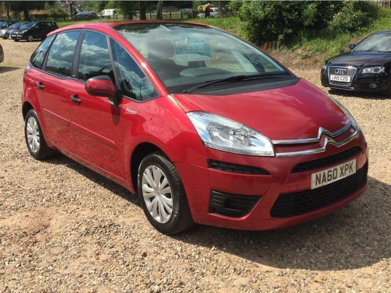 2010 citroen c4 picasso 1 6 vti 16v vtr 5dr in norwich norfolk gumtree. Black Bedroom Furniture Sets. Home Design Ideas