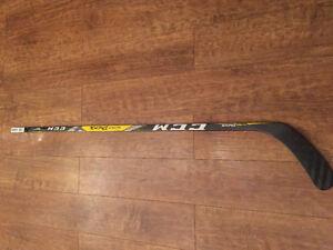 CCM Super Tacks Grip Senior Hockey Stick (Pro Stock)