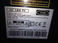 32inch tv £50