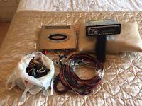 Pioneer car stereo with Genesis profile 2 speaker