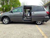 Perfect Toyota Sienna ALL WHEEL DRIVE, RARE Model, LOW MILAGE