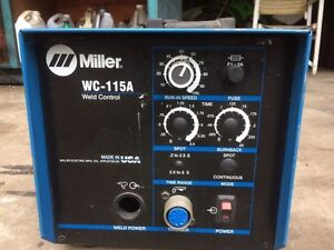 Wire Feed Weld controller