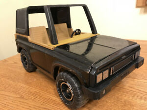 Tonka Ford Bronco Vintage 1970s metal toy