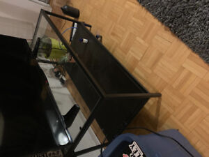 Glass table for free must go