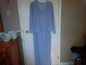 TWO MOTHER OF THE BRIDE/GROOM DRESSES