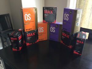 Keto os and max trial pack I deliver