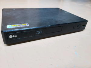 LG BP 350  Blu-ray player