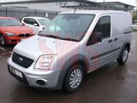 2013 Ford Transit Connect 90 T200 T 1.8 DAMAGED REPAIRABLE SALVAGE