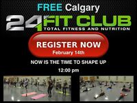 24 FIT CAMP JOIN US