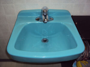 sink and tub