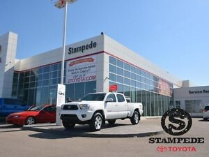 2015 Toyota Tacoma 4WD DOUBLE CAB V6 AUTO TRD SPORT  - Certified